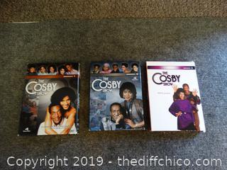 The Cosby Show Season 1-2-3