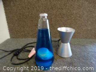 Working Lava Lamp