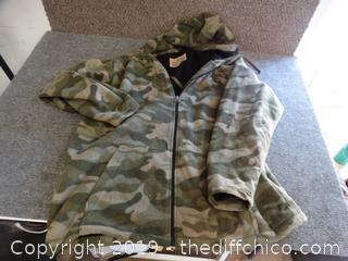 Mountain Club Coat L