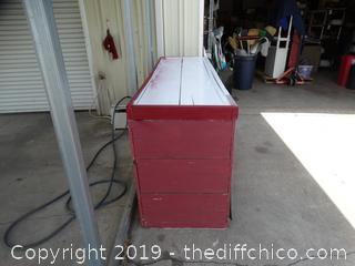 3 Piece Wood Work Bench