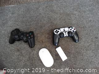 Game Controllers & More
