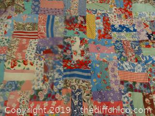 2 Small Quilts