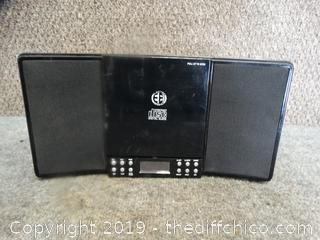 Compact Disc Audio No Cord