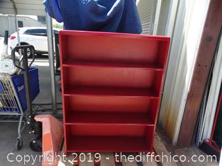 Red Book Shelf