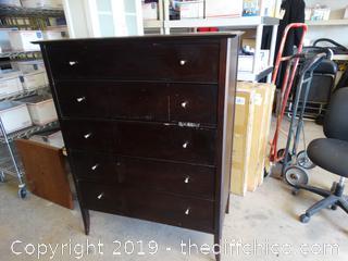 Baronet Dresser Very Heavy needs repaired
