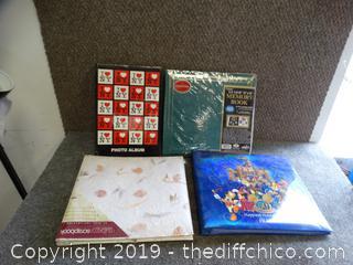 Photo Albums & Scrapbook