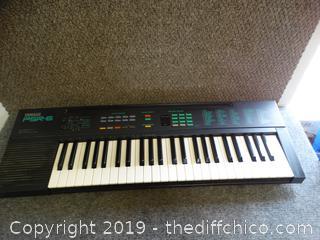 Working Yamaha PSR-6 Key Board