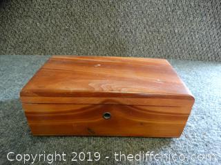 Lane Keepsake Box