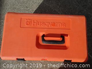 Husqvarna Chain Saw  Case