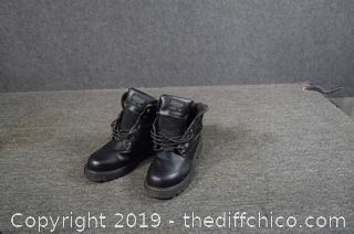 Coleman Steel Toe Boots size 9