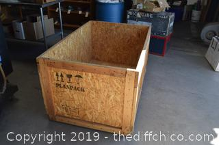 Shipping Crate