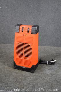 Working Heater