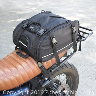 Vuz Moto Expandable Tail Bag (J25)
