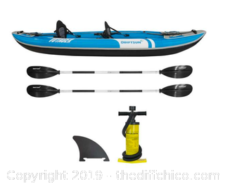 Driftsun Voyager 2 Person Inflatable Kayak (J29)