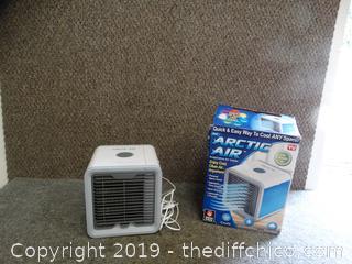 Working Air Evaporative Air Cooler