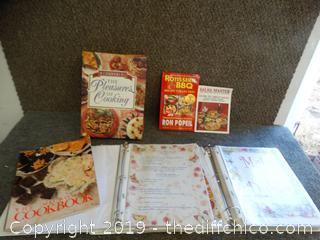 Cook Books & Recipes