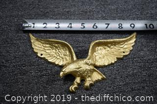 Decorative Metal Eagle