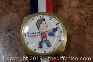 Ronald Reagan Watch