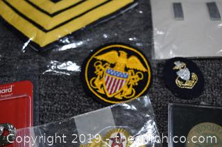 Military Patches and More
