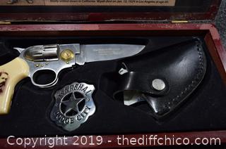 Wyatt Earp Knife and More