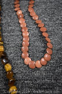 Tiger Eye Beads and More