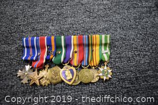 Military Metals