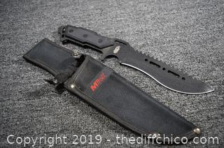 MTeck Knife