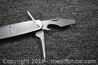 Camillus Folding Knife