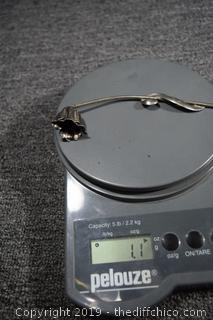 Sterling Silver Candle Snuffer