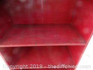 Red Book Shelf
