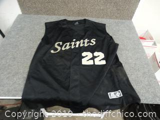Saints Jersey #22