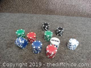 New Poker Chips