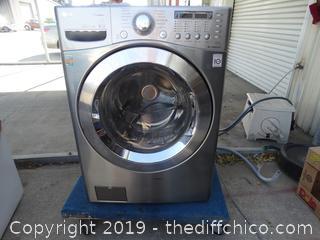 LG Front Loader Washing Machine Works