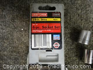 Craftsman Sockets