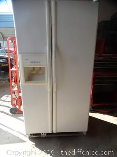 Working Kenmore Side BY Side Refrigerator