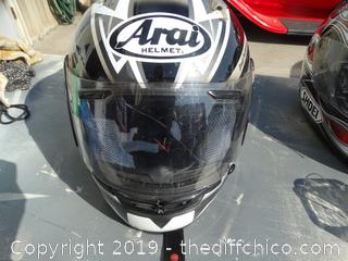 Arai Bike Helmet