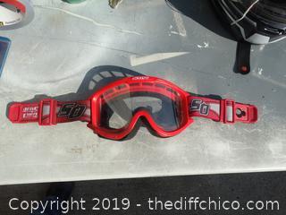 Scott Riding Goggles