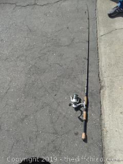 P Flueger Pole Trion 7ft