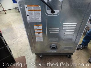 Estate Dryer Heavy Duty Large Capacity works