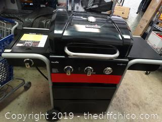 Char- Broil Gas To Coal BBQ