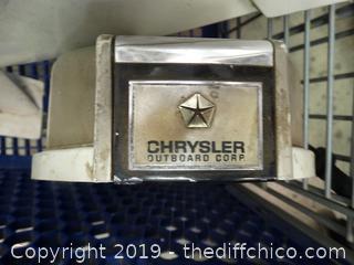 Chrysler Boat Motor