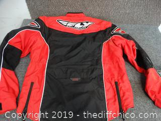 Fly Racing Jacket Large
