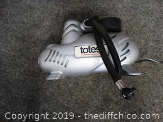 Totes Auto Compressor needs new cord