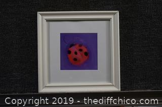Framed Print - Bug Brights