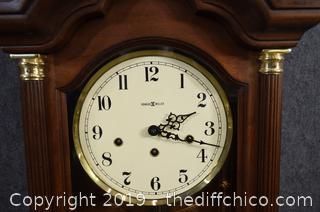 Howard Miller Wall Hanging Clock