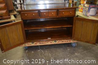 Vintage Hutch