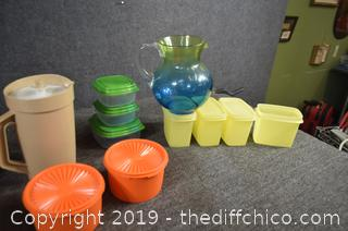 Storage Containers and More