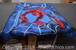 Spiderman Throw