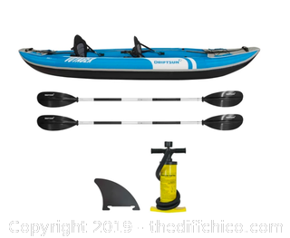 Driftsun Voyager 2 Person Inflatable Kayak (J12)