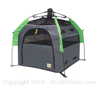 Frontpet  Portable Pet Tent with Quick Setup Technology (J25)